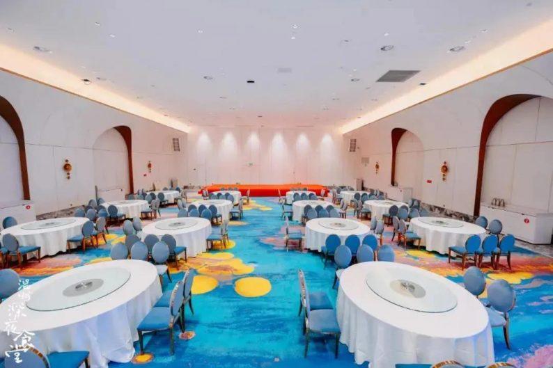 婚礼堂发布:33年酒店全新力作!温州首家江景宴会中心  第11张