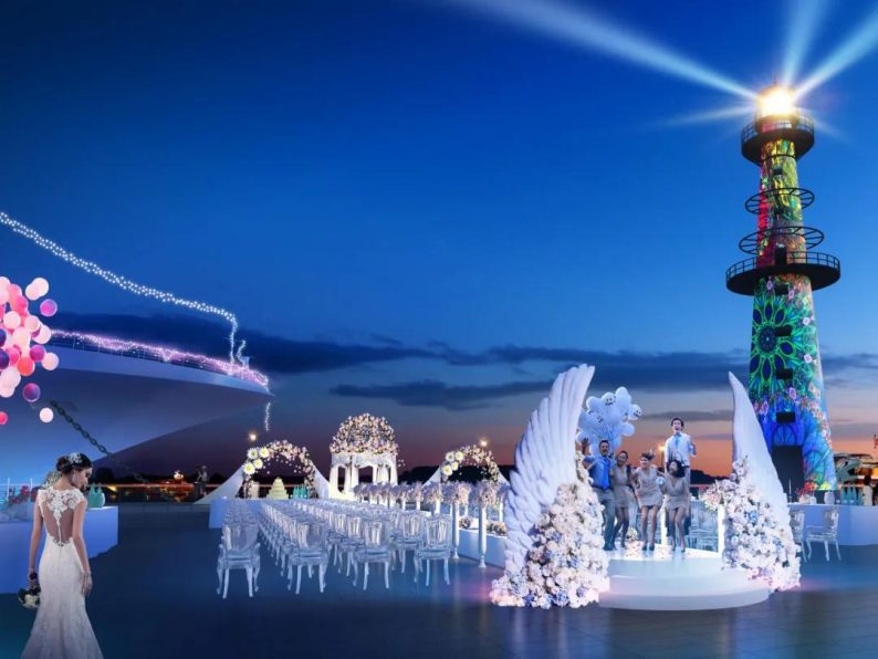 婚礼堂发布:33年酒店全新力作!温州首家江景宴会中心  第16张