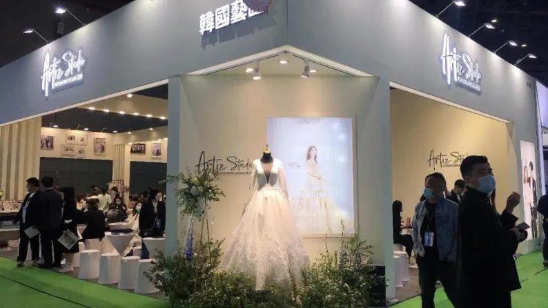 婚礼堂热度明显降低……上海婚博会创全国新高  第11张