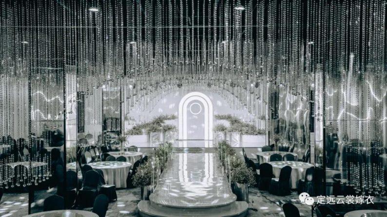 婚礼堂发布:7500平、5大主题厅!安徽多功能型宴会酒店  第1张