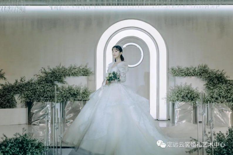 婚礼堂发布:7500平、5大主题厅!安徽多功能型宴会酒店  第4张