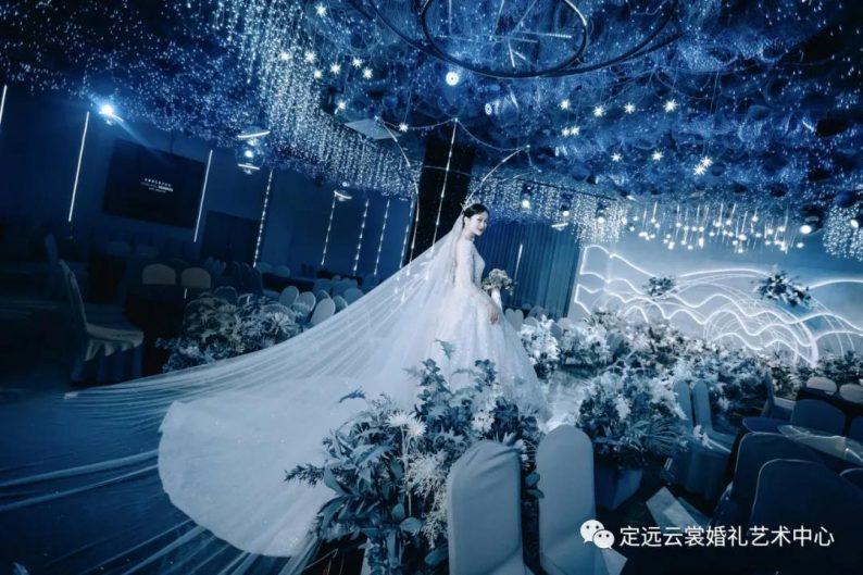 婚礼堂发布:7500平、5大主题厅!安徽多功能型宴会酒店  第6张