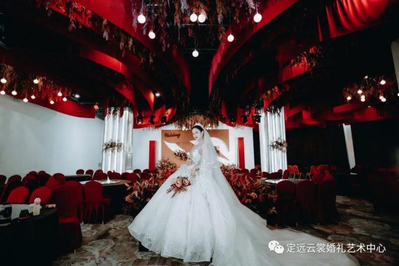 婚礼堂发布:7500平、5大主题厅!安徽多功能型宴会酒店  第11张
