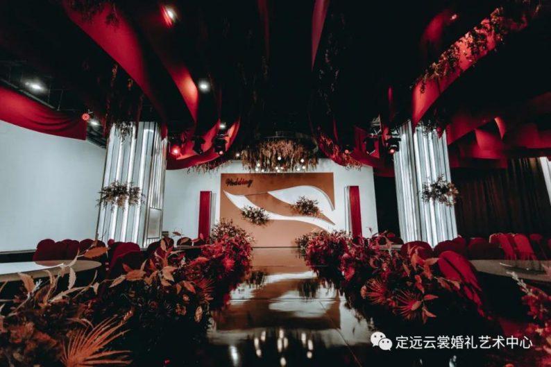 婚礼堂发布:7500平、5大主题厅!安徽多功能型宴会酒店  第13张