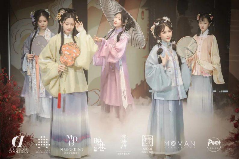 惊艳!4D沉浸式汉服文化秀  第12张