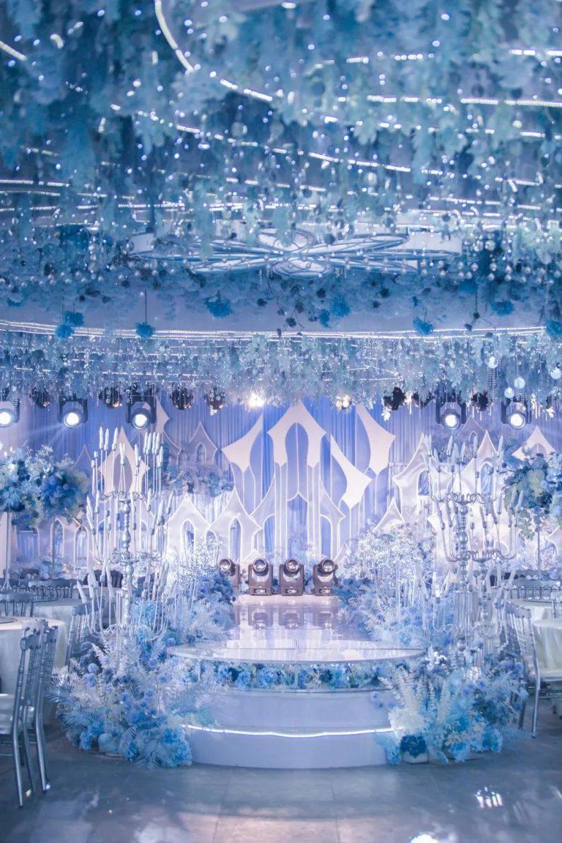婚礼堂发布:8000平、7大宴会厅!泰兴禧嫁欢宴宴会中心  第3张