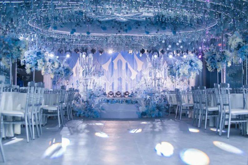 婚礼堂发布:8000平、7大宴会厅!泰兴禧嫁欢宴宴会中心  第4张