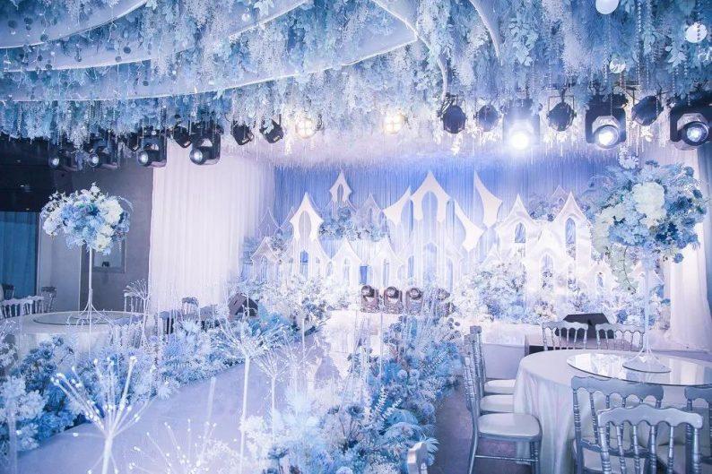 婚礼堂发布:8000平、7大宴会厅!泰兴禧嫁欢宴宴会中心  第5张