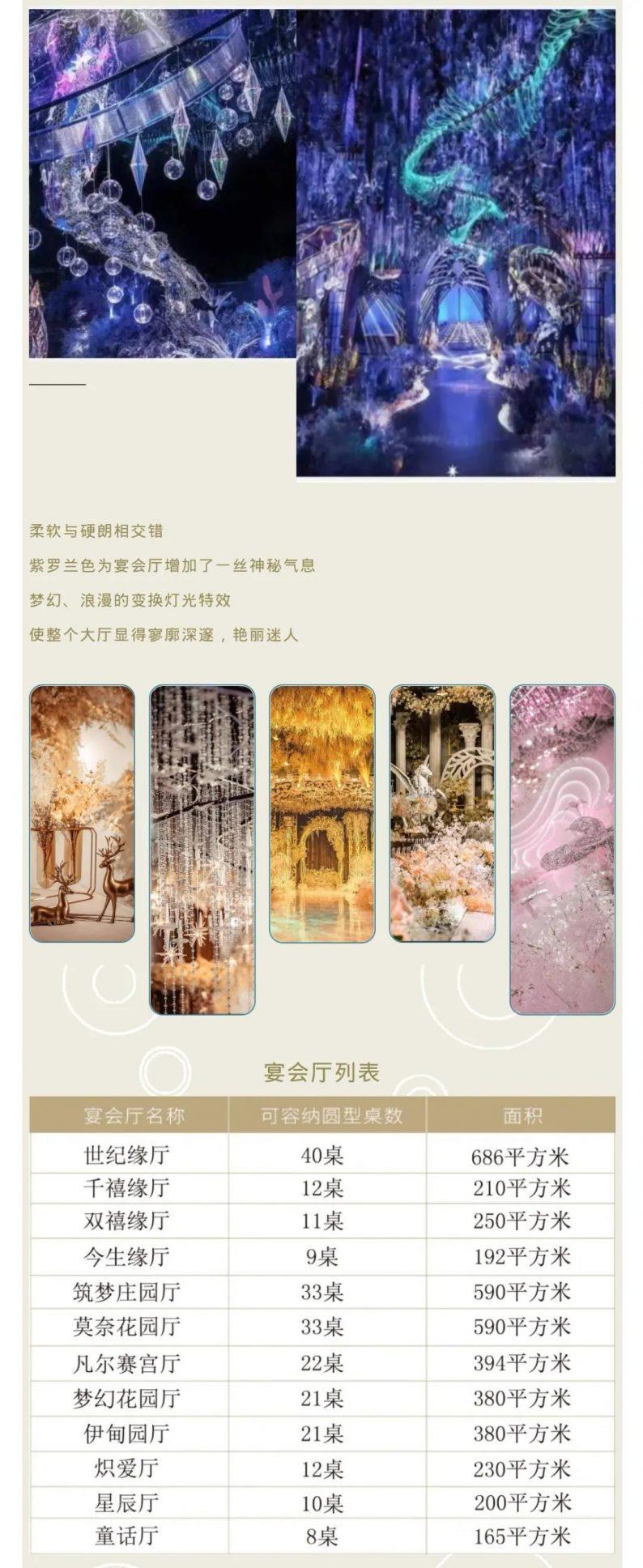婚礼堂发布:3万方、12大宴会厅!安庆世纪缘国际酒店  第3张
