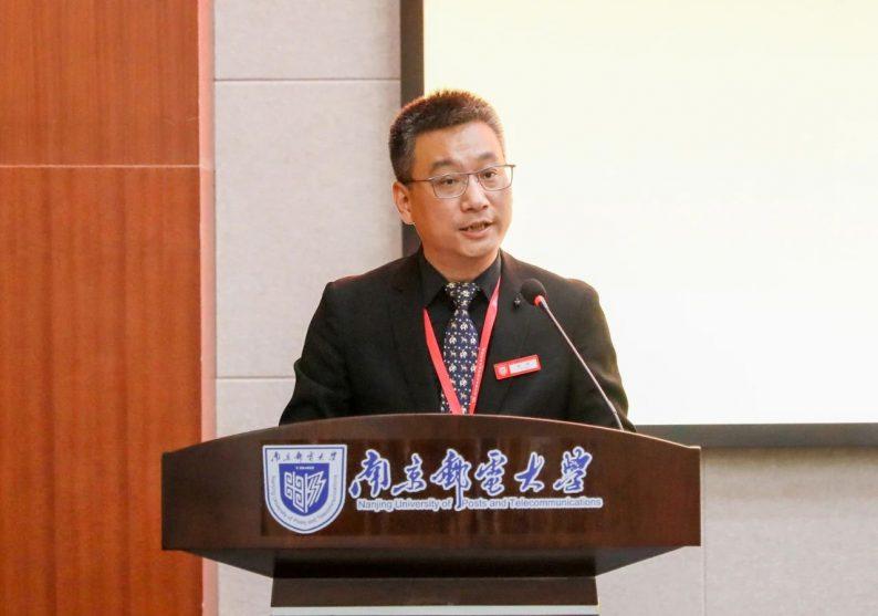 """郑荣翔先生,入选""""南京邮电大学校友企业家联盟""""创始会员  第4张"""