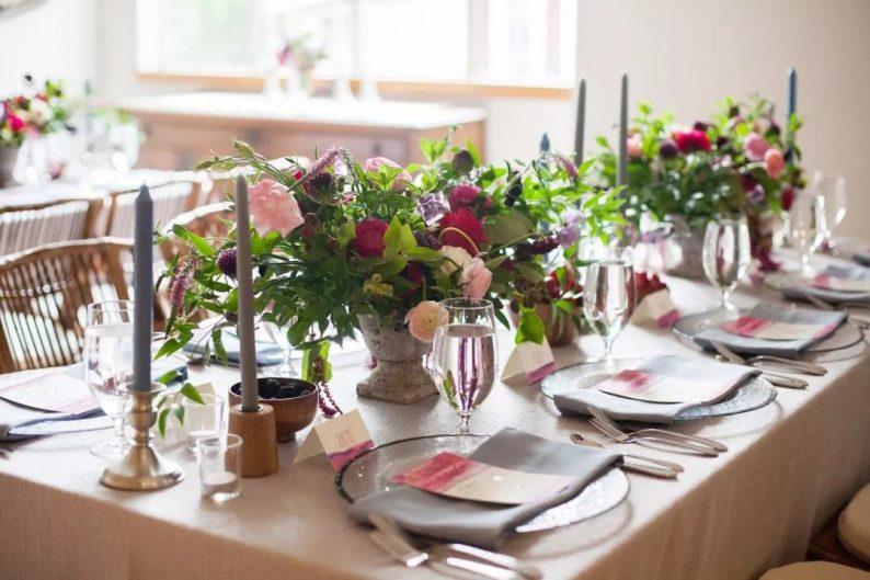 2021第一个婚宴高峰即将来袭!室外自助餐式婚宴兴起  第4张