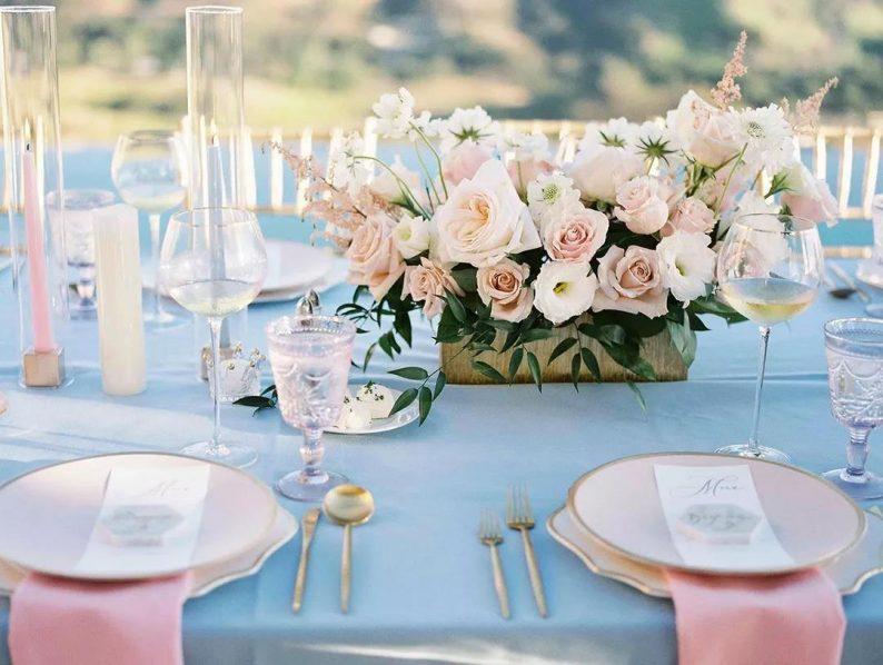 2021第一个婚宴高峰即将来袭!室外自助餐式婚宴兴起  第5张
