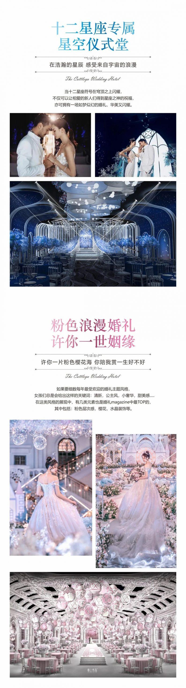 婚礼堂发布:蔡上设计!13大宴会厅,江西超大型单体婚礼堂  第4张