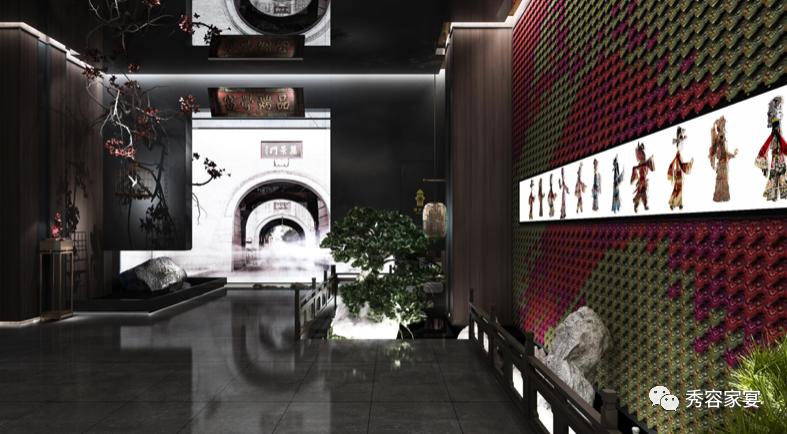 婚礼堂发布:5D全息宴会厅!2600平米的沉浸式体验餐厅  第6张