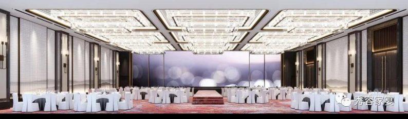 婚礼堂发布:5D全息宴会厅!2600平米的沉浸式体验餐厅  第11张