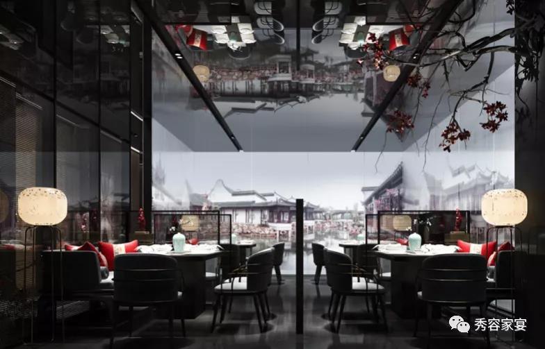 婚礼堂发布:5D全息宴会厅!2600平米的沉浸式体验餐厅  第14张