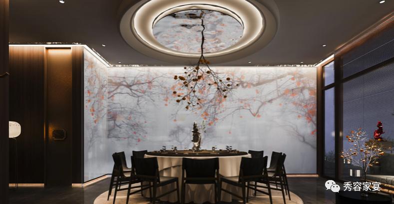 婚礼堂发布:5D全息宴会厅!2600平米的沉浸式体验餐厅  第15张