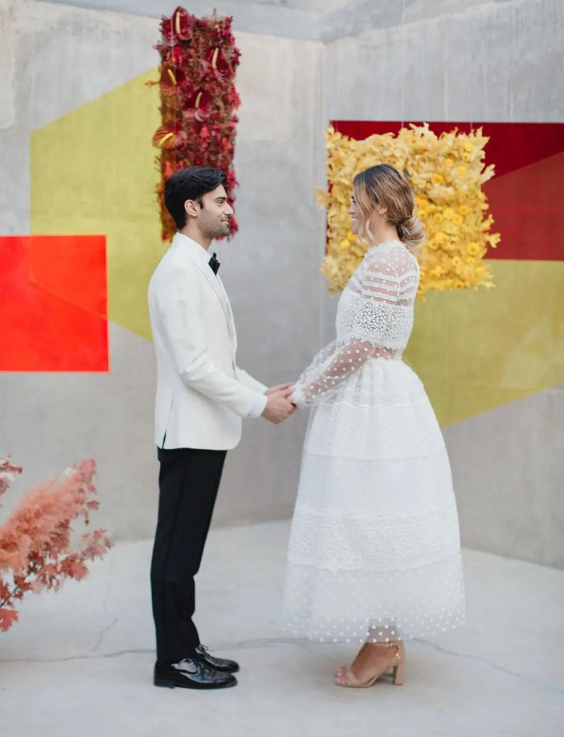 《2021年户外婚礼设计趋势》  第14张