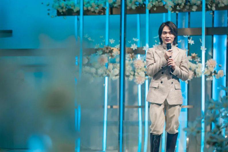 婚礼堂发布:赖梓愈最新设计!婚礼堂新概念  第12张