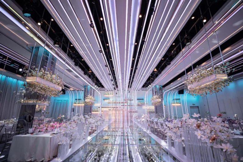 婚礼堂发布:赖梓愈最新设计!婚礼堂新概念  第13张