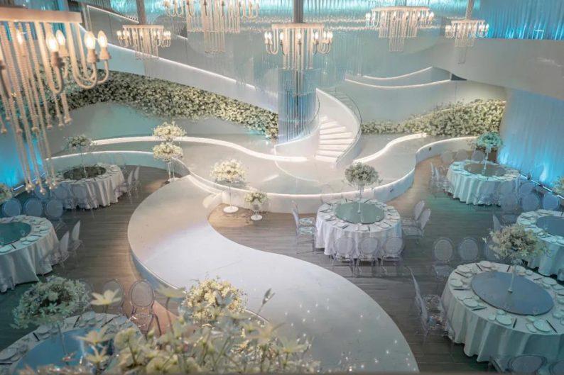 婚礼堂发布:赖梓愈最新设计!婚礼堂新概念  第16张