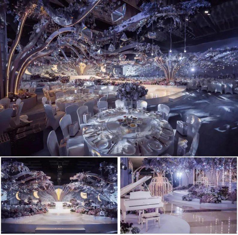 婚礼堂发布:8000平、5大宴会厅!贵州好百年婚礼艺术中心  第2张