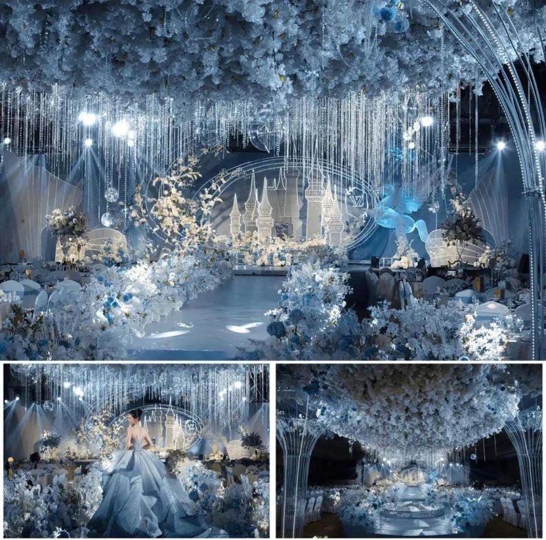 婚礼堂发布:8000平、5大宴会厅!贵州好百年婚礼艺术中心  第3张
