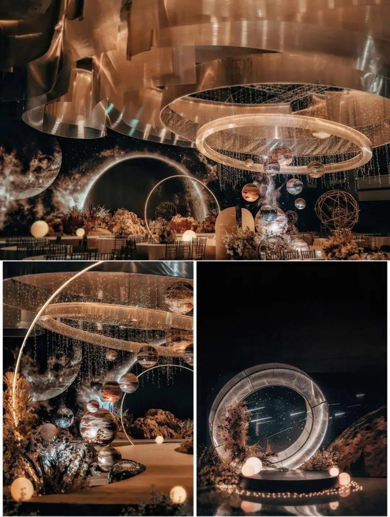 婚礼堂发布:8000平、5大宴会厅!贵州好百年婚礼艺术中心  第4张
