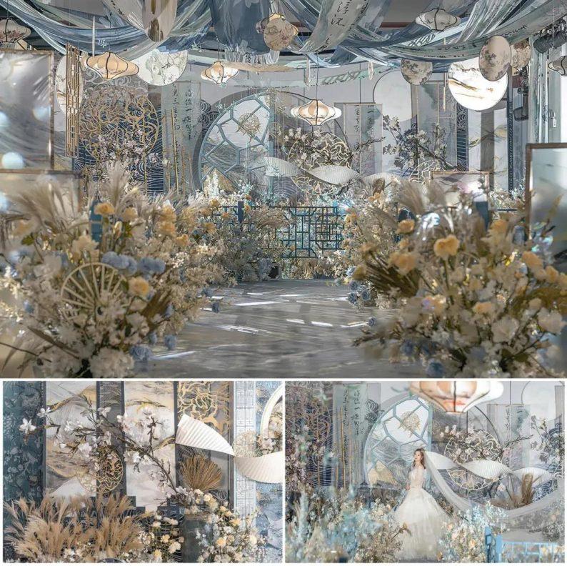 婚礼堂发布:8000平、5大宴会厅!贵州好百年婚礼艺术中心  第5张