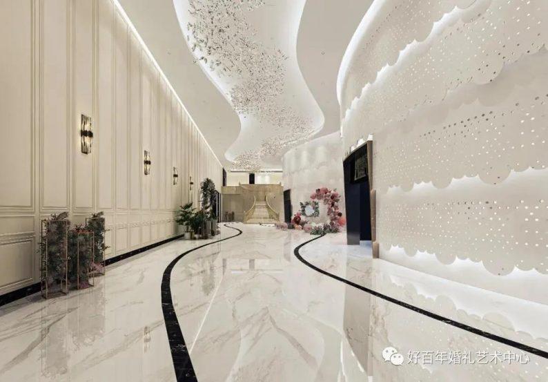 婚礼堂发布:8000平、5大宴会厅!贵州好百年婚礼艺术中心  第6张