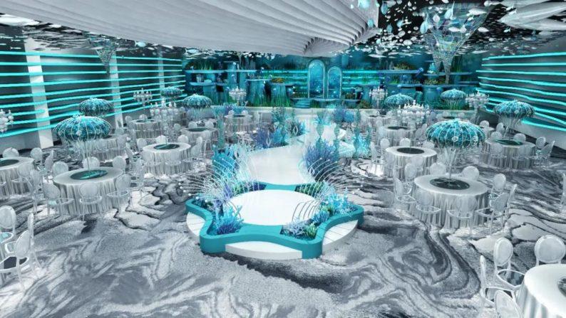 婚礼堂发布:徐丹设计!诺丁山文化创意产业园-喜糖婚礼酒店  第6张