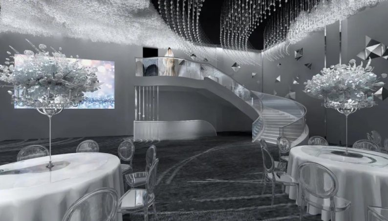 婚礼堂发布:徐丹设计!诺丁山文化创意产业园-喜糖婚礼酒店  第8张