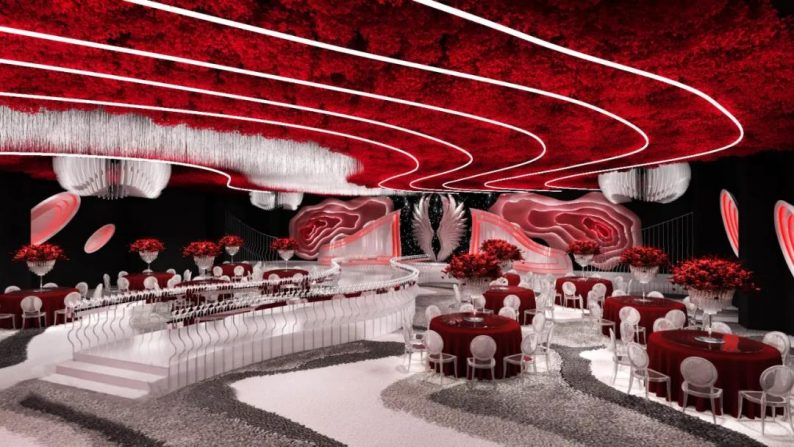 婚礼堂发布:徐丹设计!诺丁山文化创意产业园-喜糖婚礼酒店  第10张