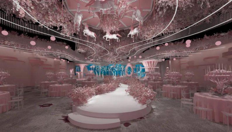 婚礼堂发布:徐丹设计!诺丁山文化创意产业园-喜糖婚礼酒店  第11张