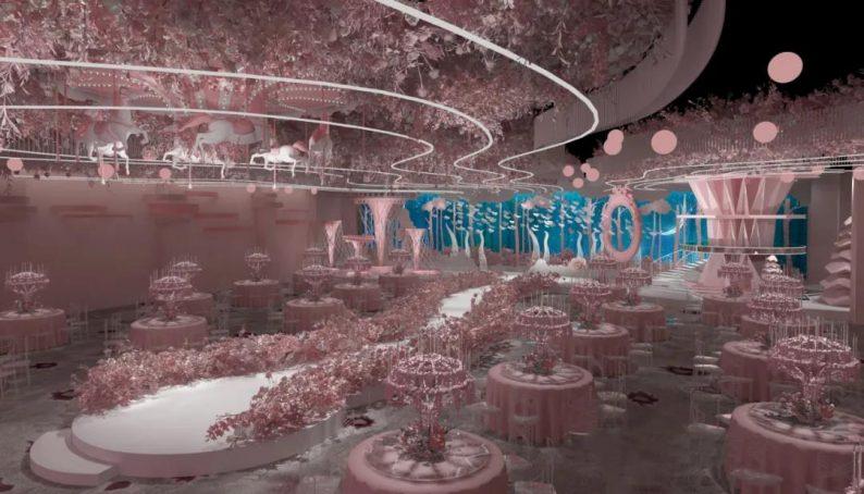 婚礼堂发布:徐丹设计!诺丁山文化创意产业园-喜糖婚礼酒店  第12张