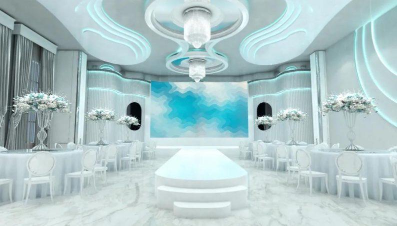 婚礼堂发布:徐丹设计!诺丁山文化创意产业园-喜糖婚礼酒店  第13张