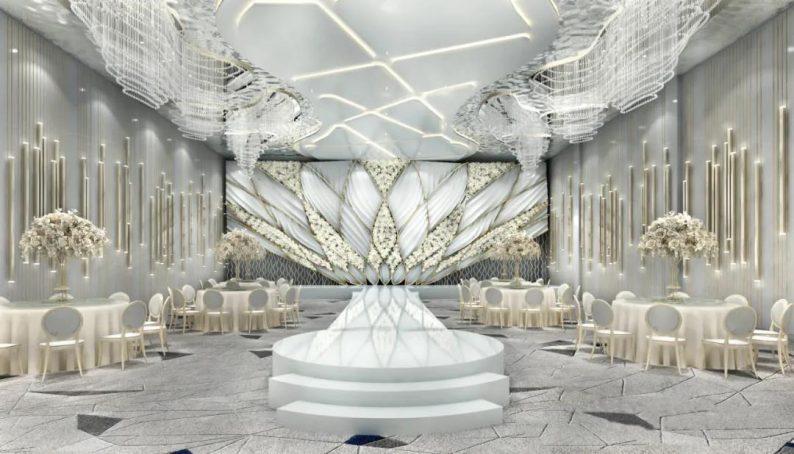 婚礼堂发布:徐丹设计!诺丁山文化创意产业园-喜糖婚礼酒店  第15张