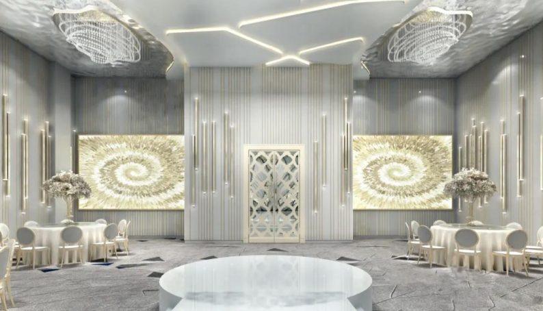 婚礼堂发布:徐丹设计!诺丁山文化创意产业园-喜糖婚礼酒店  第16张