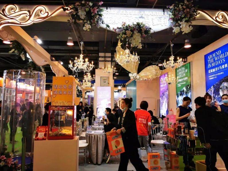 春季展收官站!北京婚博会商家排行耪  第1张