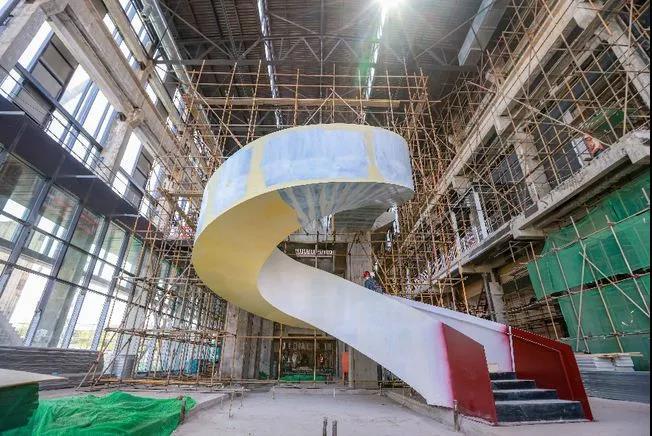 朋克工业风!北京首钢园香格里拉酒店  第3张