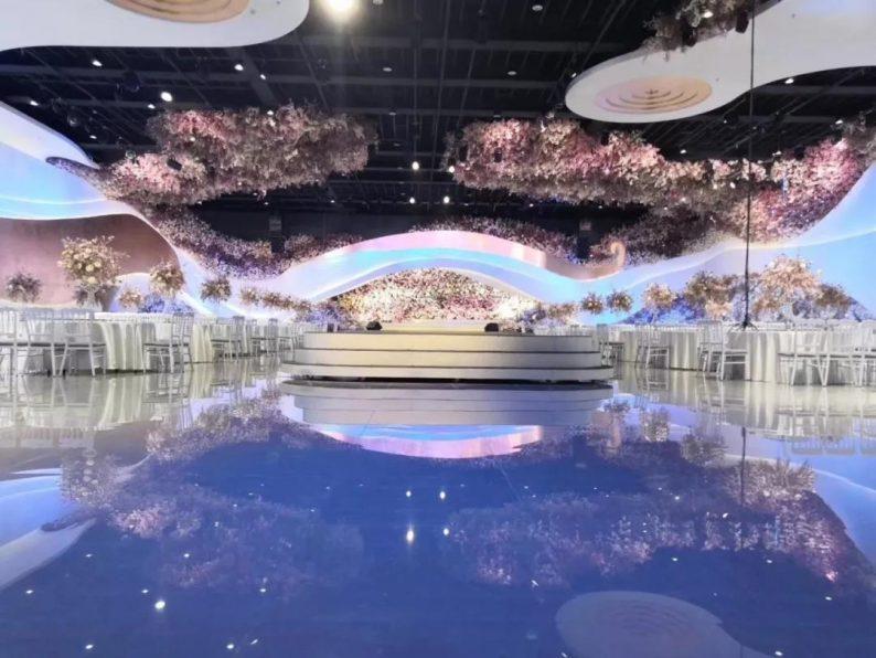 婚礼堂发布:赖梓愈参与设计!禧道16个宴会厅设计解读  第5张