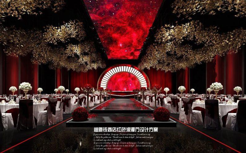 婚礼堂发布:赖梓愈参与设计!禧道16个宴会厅设计解读  第13张