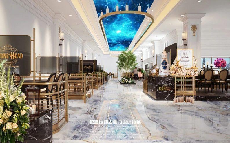 婚礼堂发布:赖梓愈参与设计!禧道16个宴会厅设计解读  第16张