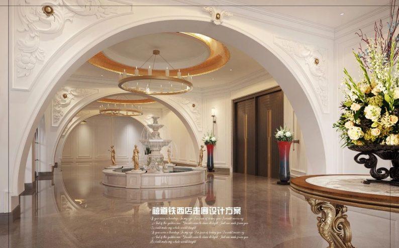 婚礼堂发布:赖梓愈参与设计!禧道16个宴会厅设计解读  第18张