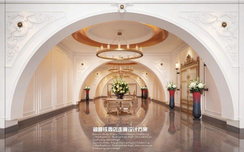 婚礼堂发布:赖梓愈参与设计!禧道16个宴会厅设计解读  第19张