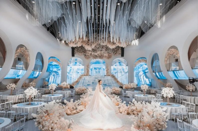 婚礼堂发布:赖梓愈参与设计!禧道16个宴会厅设计解读  第20张