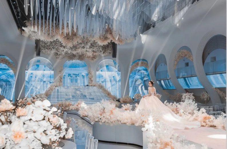 婚礼堂发布:赖梓愈参与设计!禧道16个宴会厅设计解读  第21张