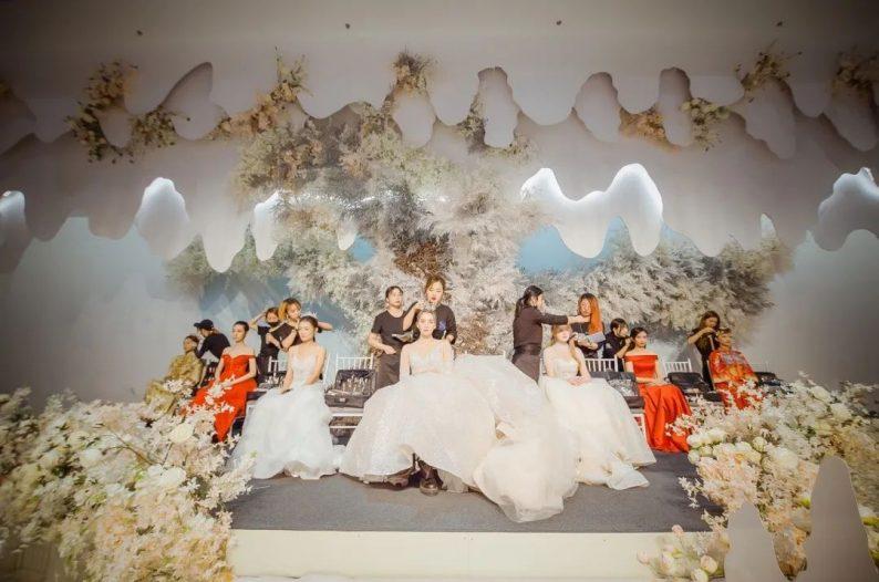 婚礼堂发布:赖梓愈参与设计!禧道16个宴会厅设计解读  第22张