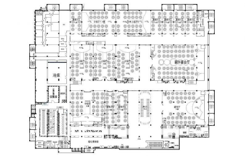 婚礼堂发布:赖梓愈参与设计!禧道16个宴会厅设计解读  第25张
