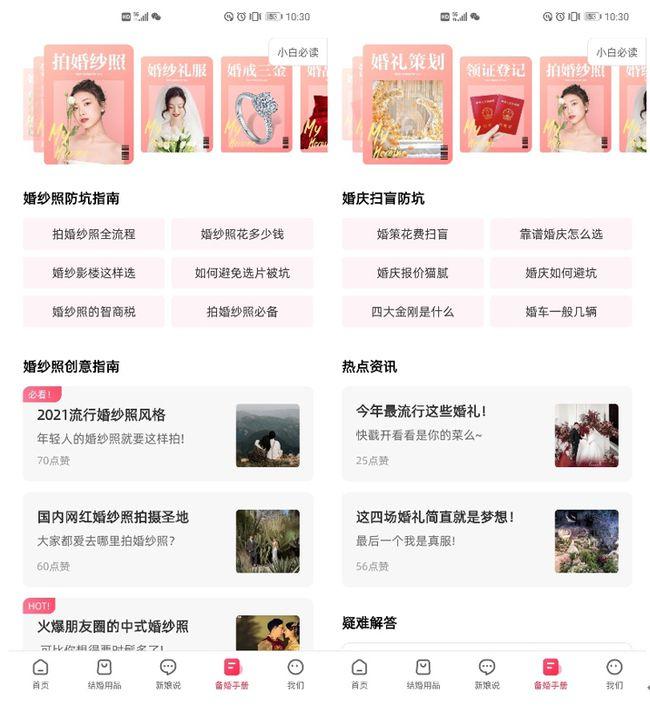 《婚礼纪VS中国婚博会分析报告》  第20张